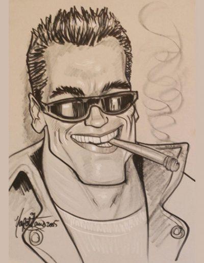 Arnold Schwarzenegger *
