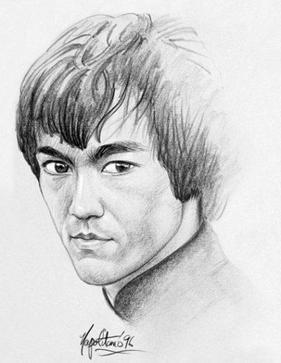 Bruce Lee *