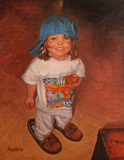 Child oil