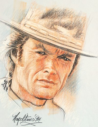 Clint Eastwood *
