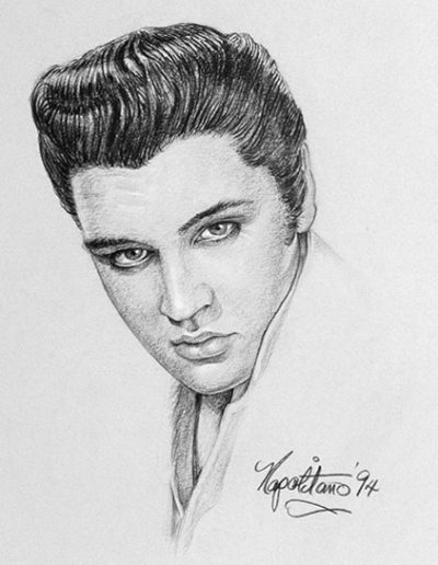 Elvis Presley *
