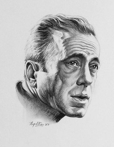 Humphrey Bogart *