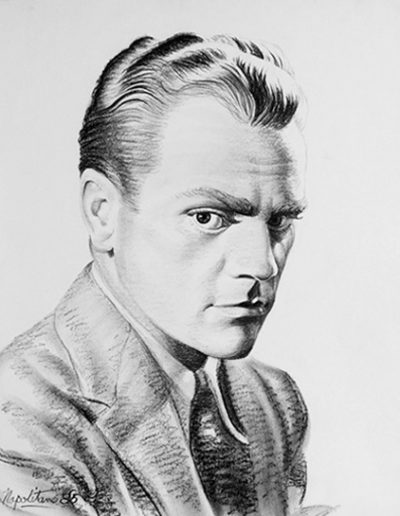 James Cagney *