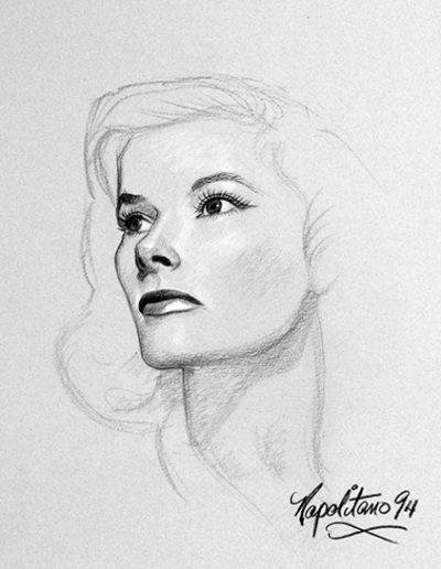 Katharine Hepburn *