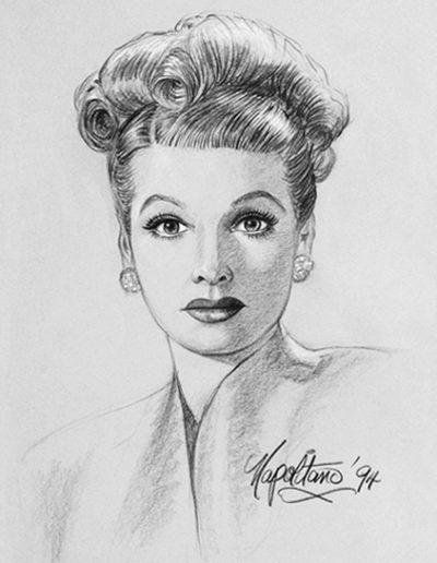 Lucille Ball *