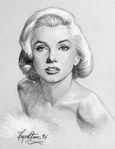 Marilyn Monroe *