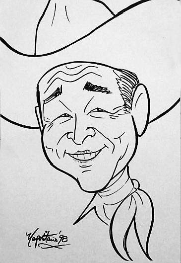 Roy Rogers *