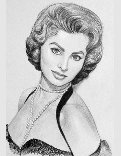 Sophia Loren *