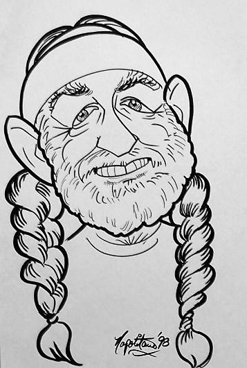 Willie Nelson *